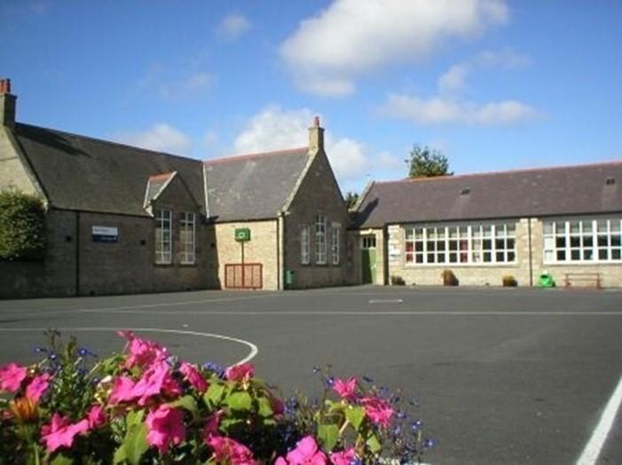 Insch primary school photo